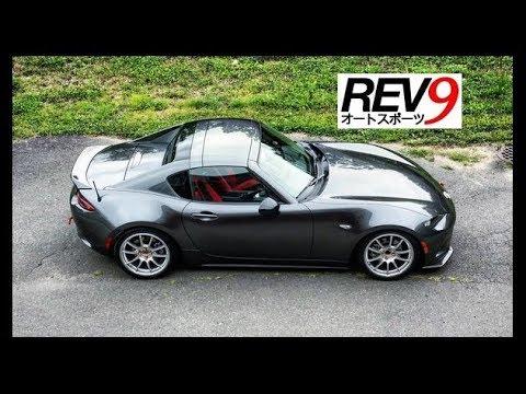 REV9 Autosport ND Miata RF - GQM Review