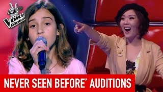 The Voice Kids | AMAZING Blind Auditions you
