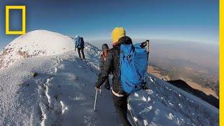 How Climbers Take on North America