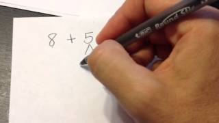 Download Youtube: What is 8+5? 2nd Grade Common Core Math