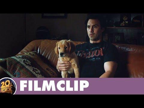 Enzo und die wundersame Welt der MenschenOffizieller Filmclip: 2Deutsch HD German (2019)