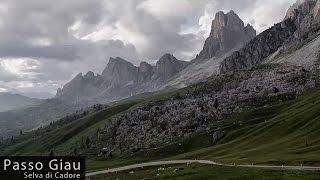 Passo Giau - Cycling Inspiration & Education
