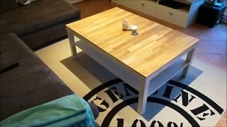 IKEA TISCH TABLE | UPCYCLING Und Verschönern Mit Holz, Parkett Oder Laminat  | DIY Do