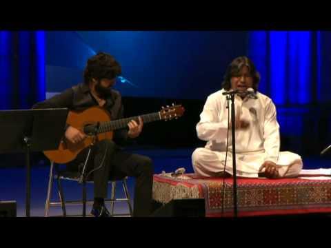 Qawwali Flamenco – Faiz Ali Ensemble, Chicuelo, Carmen Linares, Tomás de Perrate, David Lagos 2013