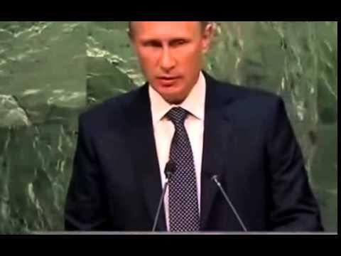 Речь Владимира Путина в ООН