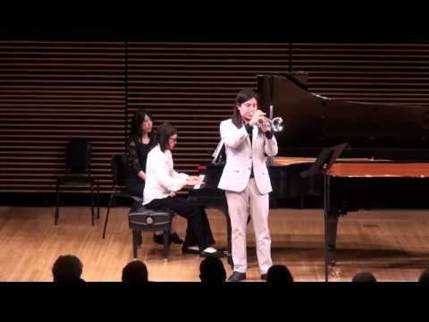 Pasadena City College Piano Accompanying Concert in 2015.