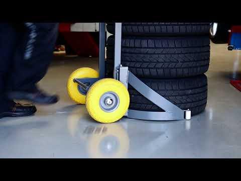 Winntec Y471147HD vozík na pneu