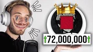 PEWDIEPIE HIT 72 MILLION SUBSCRIBERS!