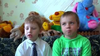 Смотреть онлайн Интервью в детском садике