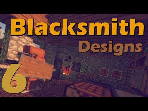 6 Vanilla Blacksmith Designs to Bring Your City to Life :: Minecraft 1 12 Minecraft Map