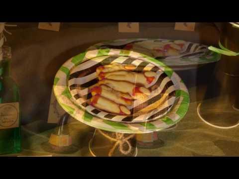 Ideia de receita para Halloween : dedos de bruxa