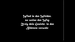 Oonagh   Märchen Enden Gut, 6. Weise Den Weg (mit Lyrics)