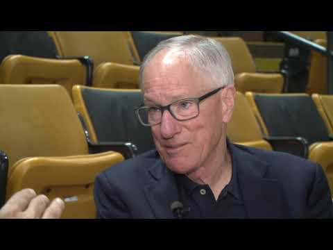 NBC play-by-play man Doc Emrick talks about calling Stanley Cup Final