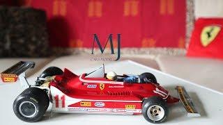 F1 Ferrari 312 T4  T5 By Exoto 1/18