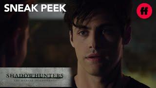 """Орудия Смерти"" Кассандры Клэр, Shadowhunters 1x05 Sneak Peek: Jace & Alec"