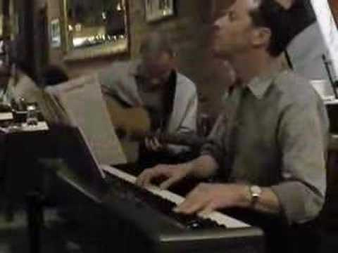 A performance with Guitarist Dan Adler in New York City