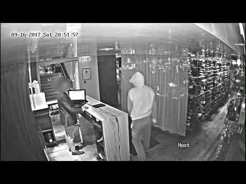 Homicide #41/2017 - CCTV Suspect Video