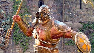 Trailer Gameplay - Gladiatore e Highlander