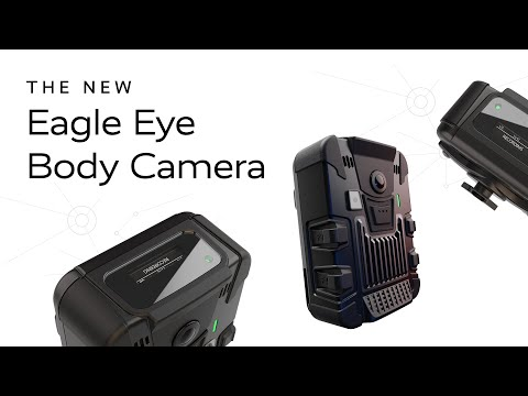 Introducing the new Body Camera   Eagle Eye Networks