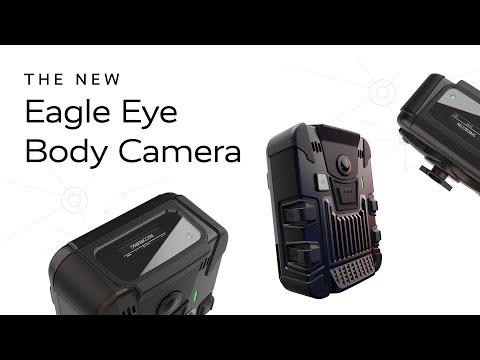 The New Body Camera | Eagle Eye Networks