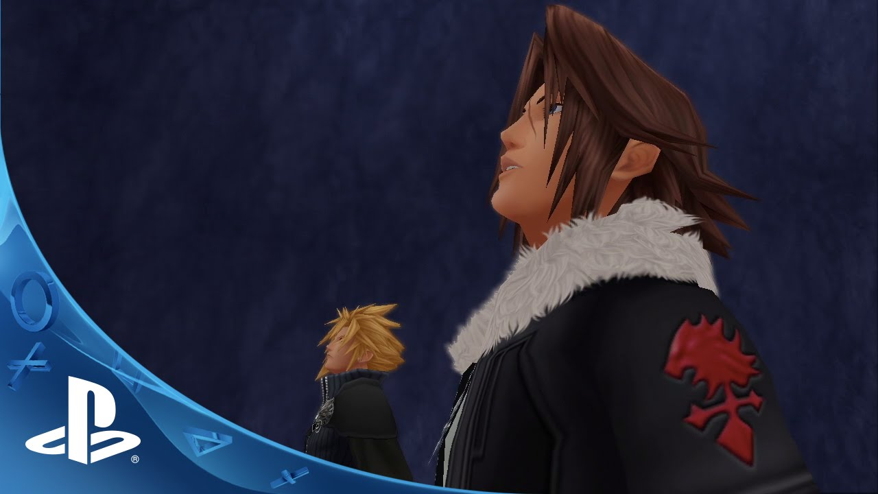 Kingdom Hearts HD 2.5 ReMIX: New Trailers Show Iconic Worlds