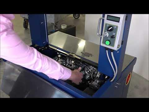 Ampag Speed: Machine schoonmaken
