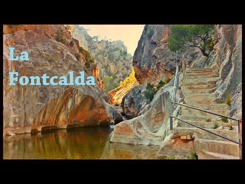 La Fontcalda, Balneario Salvaje   Tarragona, España