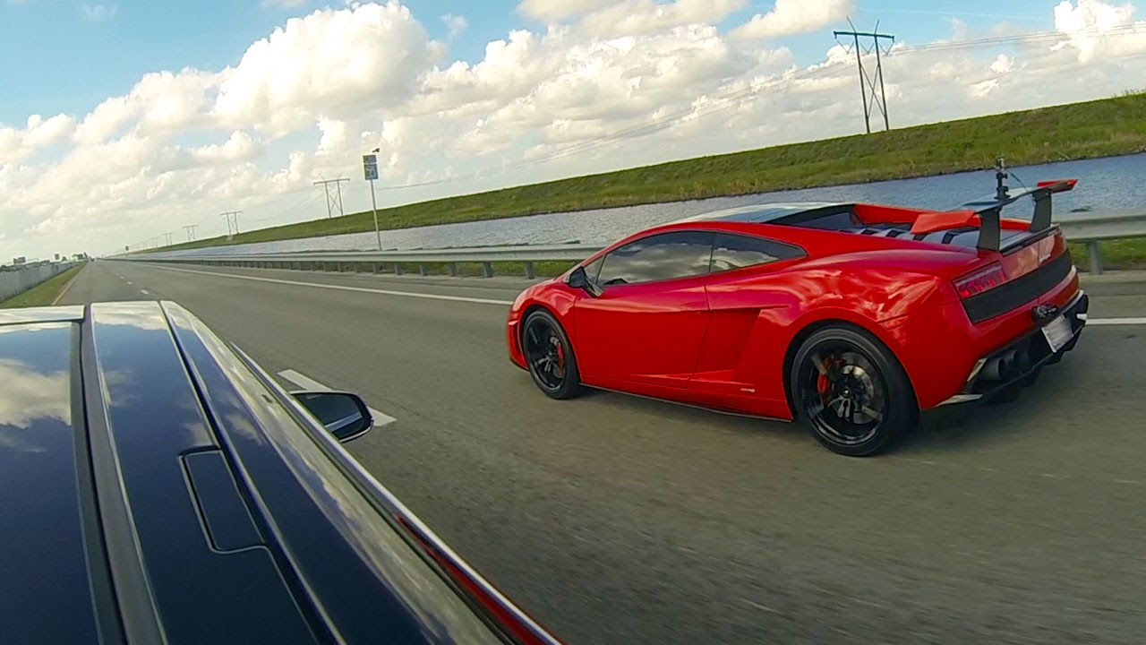 Finally, Something That Can Beat The Tesla Model S P85D In A Race