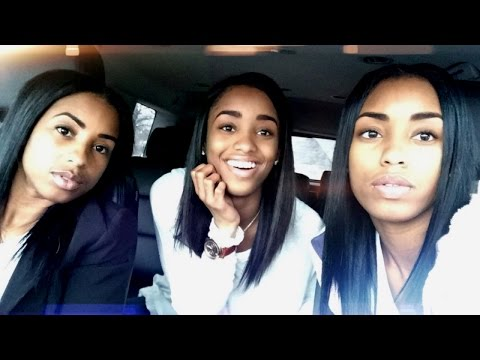 Mom Who Looks Identical to Twin Daughters Shares Beauty Secrets