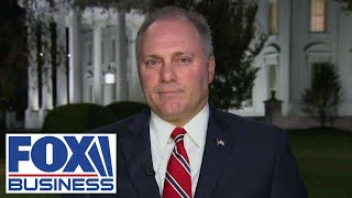 Scalise says Syria meeting went well once Pelosi, Schumer 'stormed out'