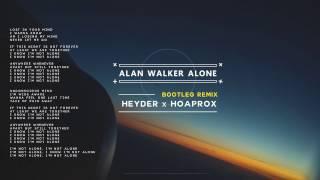 Alan Walker - Alone (Heyder & Hoaprox Remix) (Extended Mix)