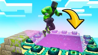 Fighting The MINECRAFT ENDER DRAGON In FORTNITE!