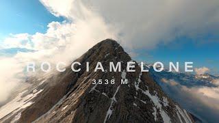 EPICO, VOLARE NELLE NUVOLE a 3538m   Cinematic FPV Long Range