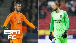 Who Will Be Manchester United's No. 1 Goalkeeper Next Season?   Premier League