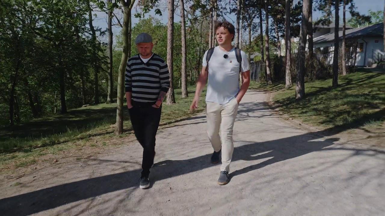 Cult Walk s Petrem Rokůskem o budoucnosti energetiky a potřebě pokládat si hluboké otázky