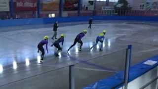 preview picture of video 'Short Track Danubia Cup Elblag 4-6 Oct 2014'