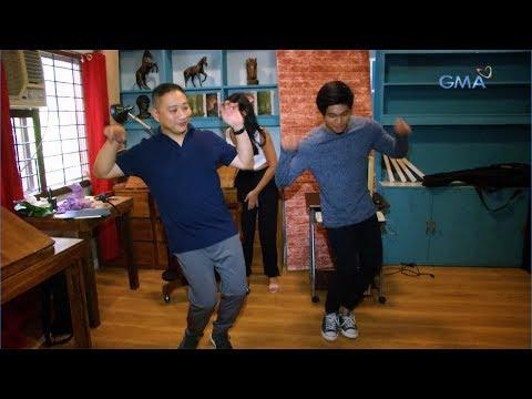 Title: Direk Bitoy vs BiGuel dance challenge in #FamilyHistory set | Teaser