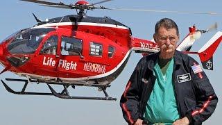 History of Memorial Hermann Life Flight