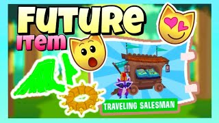 POSSIBLE FUTURE SALESMAN ITEMS!?! ANIMAL JAM // read desc