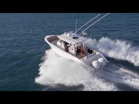 Pursuit S 328 Sportvideo