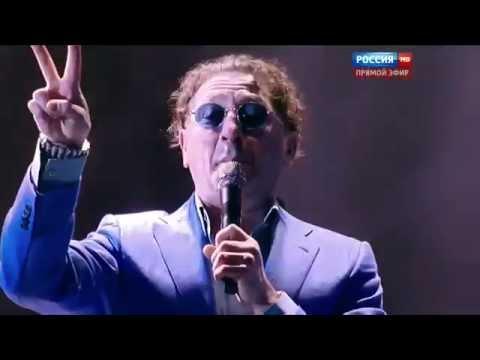 Григорий Лепс и Алина Гросу  - 1. Я поднимаю руки, 2. Рюмка водки  (Новая волна 2015)