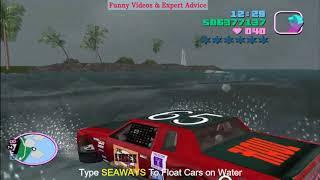 Gta Vice City Cheats Psp Cars Drive On Water Th Clip