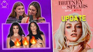 Megan Fox & Kourtney Kardashian's Sexy Skims Photoshoot - Full Episode
