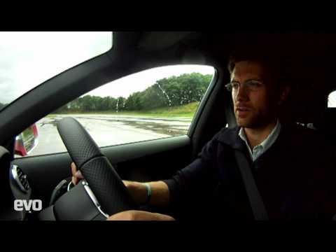 Audi RS3 vs Volvo C30 Polestar Drag Race
