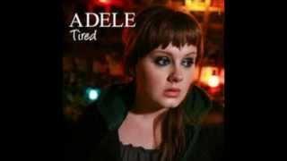 Adele Tired Instrumental Lyrics