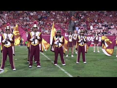 "USC Trojan Marching Band · ""Feel It Still"" By Portugal. The Man"
