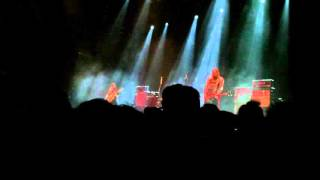 Kadavar - Living in Your Head (Intro) Mexico City 2015