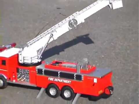 Biggest Remote Control Fire Truck - Best RC Gift