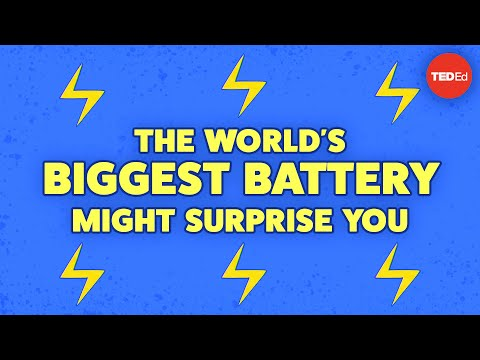 What is the Biggest Battery in the World?