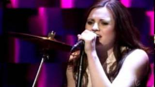 The Donnas - Who Invited You (Live on Conan O'Brien).mpg